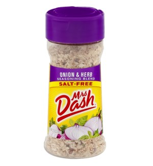 MRS DASH S.F. ONION & HERB SPICE