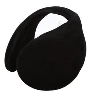 FLEECE EARMUFF #EF061BK BLACK
