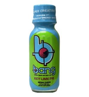BANG ENERGY DRINK #02625 KEY LIME PIE