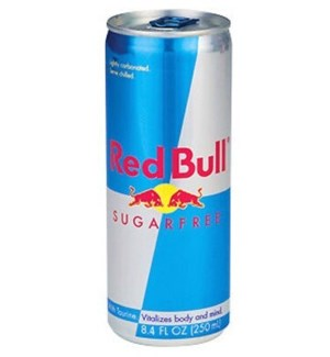 RED BULL SUGER FREE ENERGY DRINK