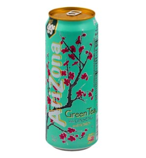 ARIZONA #1526 GREEN TEA W/GINSENG+HONEY