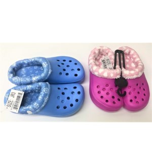 EVA SLIPPERS #N-27 JUNIOR