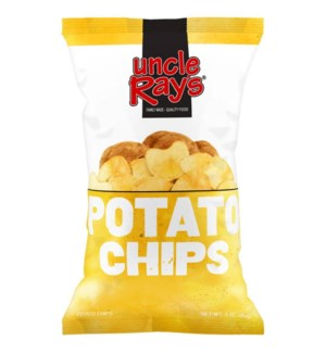 UNCLE RAY #630 REG POTATO CHIPS