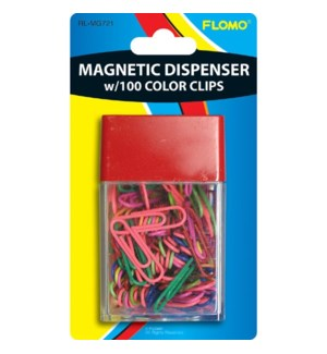 MG-721 MAG.DISPENSER W/100 CLIPS