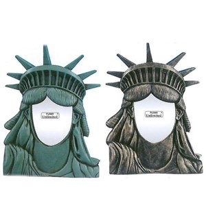 NY118 PICTURE FRAME/STATUE OF LIBERTY