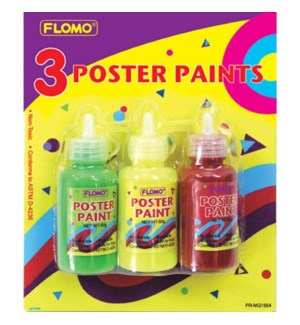 MG-1554 3CT POSTER PAINT