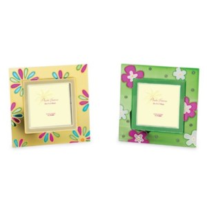 SN505 GLASS PICTURE FRAME