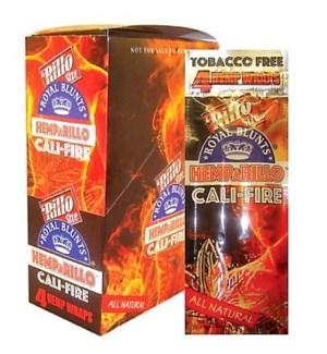 HEMPARILLO BLUNTS/CALI-FIRE 4/$.99