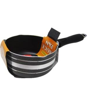 CH11261 NON-STICK SAUCE PAN #W/2MOUTH