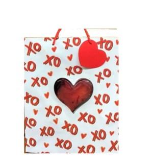 GIFT BAG #00519 LIPS & HEARTS