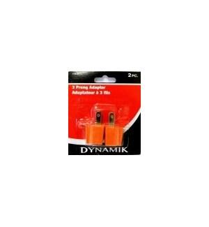DYNAMIK #A11213 3WAY ELECTRICAL ADAPTOR