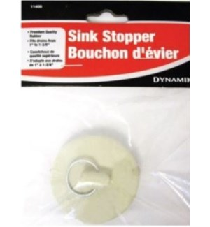 DYNAMIK #11409 SINK STOPPER