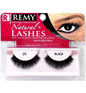 EYELASHES #00030 NATURAL PREMIUM VIRGIN HAIR