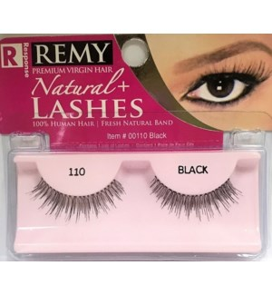 EYELASHES #00110 BLACK