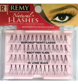 EYELASHES #00054 LONG BLACK