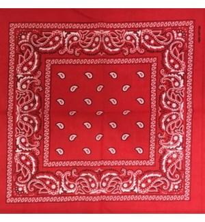 BANDANA #365RD RED