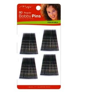 BOBBY PINS #916BLA BLACK