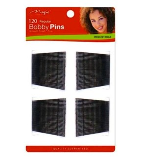 BOBBY PINS #917BLA BLACK