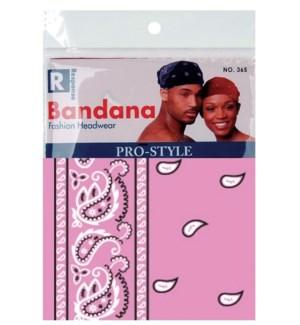 BANDANA #365PIN PINK