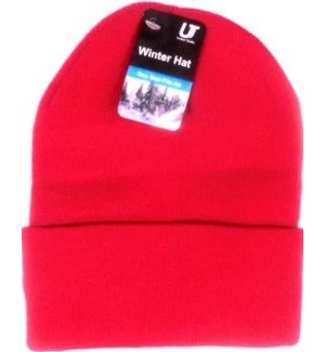 WINTER HAT - RED