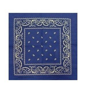BANDANA #365ROY ROYAL BLUE