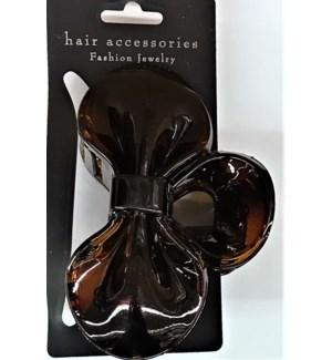 HAIR CLIP #HCL55-4BRO LG/BROWN