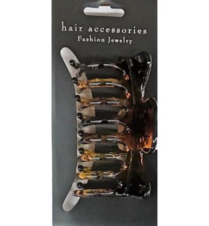 HAIR CLIP #HCL35-1BRO MED/BROWN