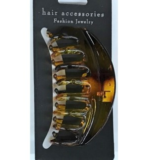 HAIR CLIP #HCL35-2BRO MED/BROWN