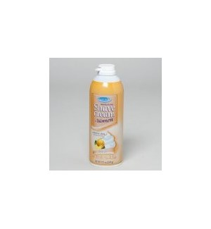 SHAVING CREAM #18513 WOMEN PEACH