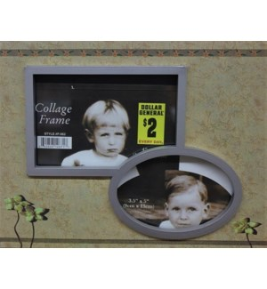 PICTURE FRAME #DG4700-4635 COLLAGE FRAME