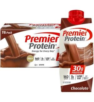 PREMIER PROTEIN #71700 CHOCOLATE