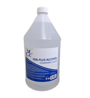 ISOPROPYL 70% ALCOHOL WHITE