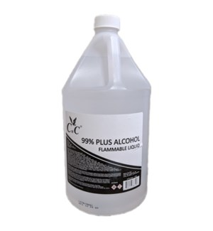 ISOPROPYL ALCOHOL 99% PLUS C&C
