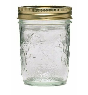 MASON GLASS JAR #40801 (JELLY JAR)