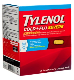 TYLENOL COLD + FLU SEVERE