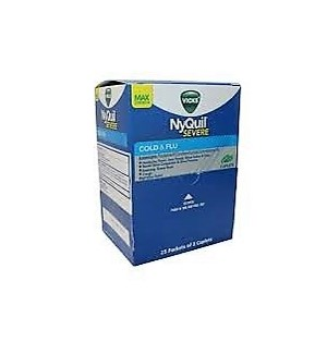 NYQUIL SEVER COLD & FLU