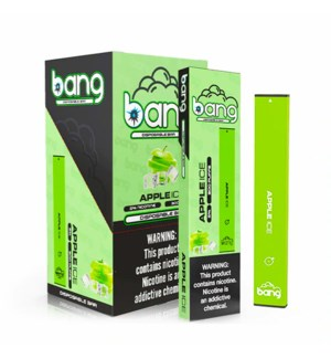 BANG APPLE ICE 300 PUFFS DISPOSABLE