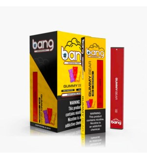BANG GUMMY BEAR 300 PUFFS DISPOSABLE