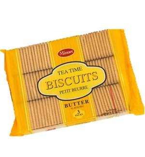 MINUET #346 BUTTETR TEA BISCUITS