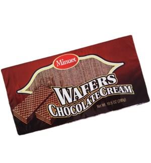 MINUET WAFFERS-CHOCOLATE COOKIES