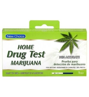 DRUG TEST #82000 MARIJUANA (NEW CHOICE)