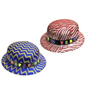 N.YR #78094 BOWLER HAT