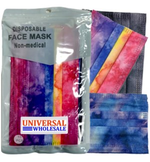 DISPOSABLE FACE MASK #79858 3PLY