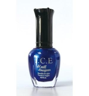 I.C.E. #C047 (B)COBALT NAIL POLISH