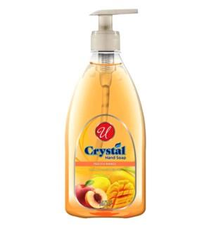 U #83020 PEACH MANGO HAND SOAP
