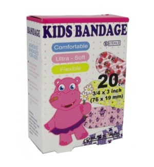 BANDAGES #CH11098 KIDS BANDAID, ASST