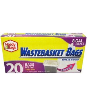 U #IN23060 TRASH BAGS
