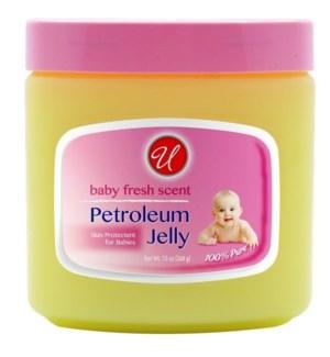U #23588 BABY PET JELLY/FRESH SCENT
