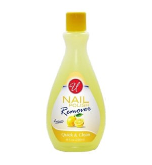 U #24842 LEMON NAIL POLISH REMOVER