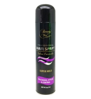 U #CN55135 HAIR SPRAY, SUPER HOLD